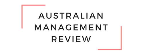 AustralianManagementReview